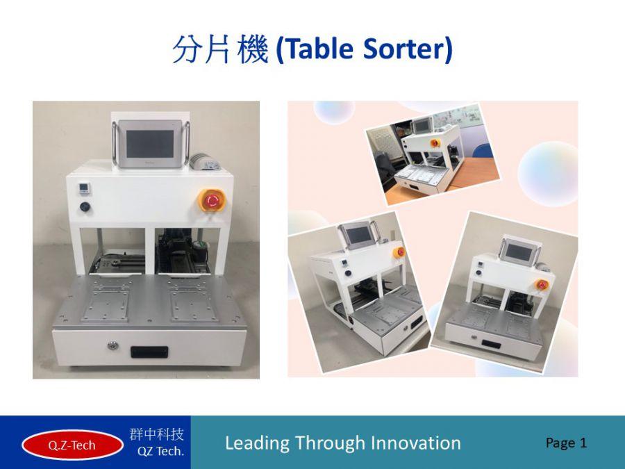 Table Sorter